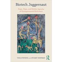 【预订】Biotech Juggernaut 9781138043237