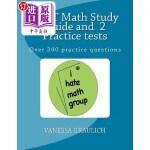 【中商海外直订】Pert Math Study Guide and 2 Practice Tests: A Study