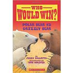 【预订】Polar Bear vs. Grizzly Bear 9780545175722