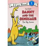 丹尼和恐龙系列 Danny and the Dinosaur: The Big Sneeze 英文原版绘本 汪培�E推荐