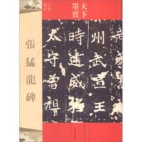 天下墨宝:张猛龙碑 吉林文史出版社 吉林文史出版社 9787547220276