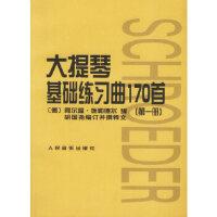 大提琴基础练习170首(册) (德)施勒德尔 人民音乐出版社 9787103024508