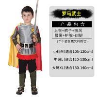 万圣节儿童服装男cosplay服装吸血鬼海盗忍者演出服搞怪国王衣服
