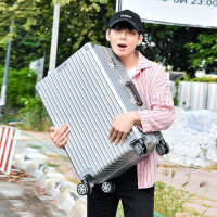 铝框拉杆行李箱包24韩版万向轮旅行硬箱20寸男女登机密码皮箱子28