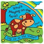 【预订】Who's Playing on the Farm?