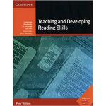 【预订】Teaching and Developing Reading Skills: Cambridge Handb