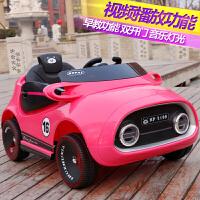 儿童电动车婴四轮1-3岁带遥控小孩充电汽车男女孩宝宝玩具可坐人