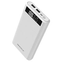大容量充电宝20000毫安快充华为OPPO小米苹果X6787PLUS手机通用移动电源薄