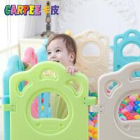 婴儿学步爬行垫护栏婴幼儿塑料玩具儿童围栏宝宝游戏围栏