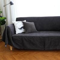 四季通用沙发垫布艺简约现代沙发套全包套北欧坐垫沙发罩