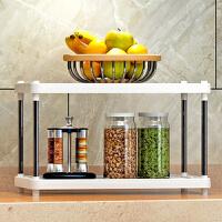 置物架 厨房层架塑料落地收纳储物架 浴室客厅收纳架