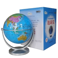 CT1402新课标地理学习专用地球仪(政区万向)