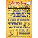 The Diary of Wimp Kid Shool Planner 小屁孩日记笔记本ISBN97814197125
