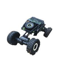 遥控车越野车四驱攀爬大脚车沙滩遥控汽车充电赛车男孩儿童玩具车
