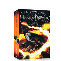 J. K. Rowling英国版Harry Potter and the Half-Blood Prince 哈利波特