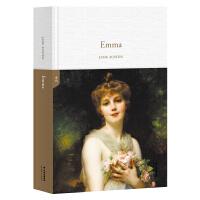 爱玛Emma(全英文原版,世界经典英文名著文库,精装珍藏本,一位富家女从幼稚走向成熟,逐渐完成自我教育的进程)【果麦经