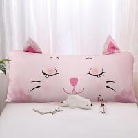 床头板靠垫大靠背软包卧室卡通抱枕头可爱公主风床上少女靠枕定制
