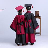 幼儿男女弟子规三字经六一节演出服汉服儿童古装书童学生国学服装