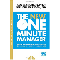 The New One Minute Manager 英文原版 一分钟经理人新版