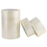 晨光5卷透明封箱胶带快递打包胶带4.5cm/6cm胶纸