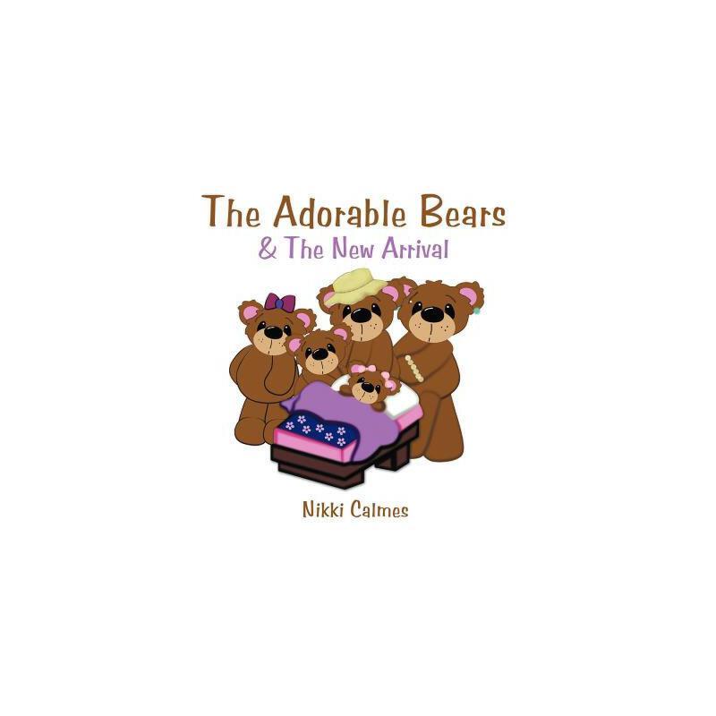 【预订】The Adorable Bears & the New Arrival 预订商品,需要1-3个月发货,非质量问题不接受退换货。