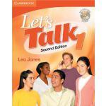 【预订】Let's Talk 1 [With CD (Audio)]
