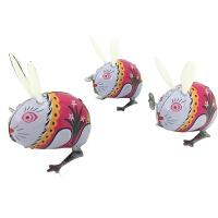 机械青蛙 铁皮跳跳蛙发条儿童宝宝玩具经典80后怀旧六一儿童节礼物货源