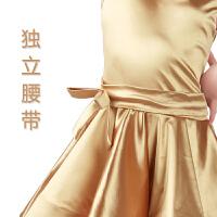 服装儿童女孩拉丁舞裙女童比赛服服夏季练功服表演出服