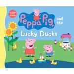 【预订】Peppa Pig and the Lucky Ducks 9780763687403