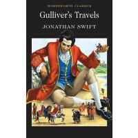 [现货]Gulliver's Travels 格列佛游记 经典小说 英文原版 平装 Swift, Jonathan,S