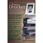 【预订】The World According to Peter Drucker 9780767903028