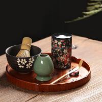 抹茶刷套�b日式茶道零配茶具打抹茶碗��拌刷