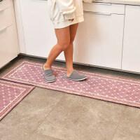 厨房垫子防水防油长条家用地垫卫生间防滑垫吸水脚垫门口地毯