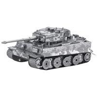 坦克 3D立体合金拼装 金属军事模型玩具新年