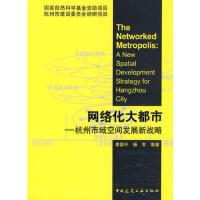 【二手书8成新】网络化大都市--杭州市域空间发展战略 李国平 中国建筑工业出版社