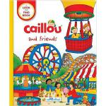 【预订】Caillou and Friends (Little Detectives) 9782897184940