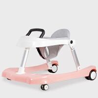学步车手推车婴儿多功能防侧翻可坐可折叠6 7 18个月男女宝宝助步学步车