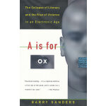 A IS FOR OX(ISBN=9780679742852) 英文原版