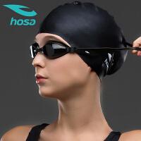 浩沙hosa 泳镜高清防雾防水专业电镀男女式成人游泳装备眼镜
