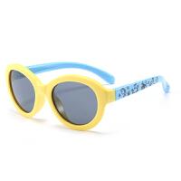 女童防紫外线儿童墨镜偏光潮小女孩太阳镜舒适个时尚公主眼镜