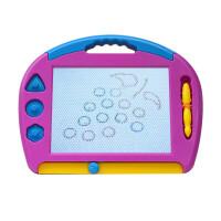 儿童画板磁性写字板1-3岁2宝宝涂鸦绘画板家用小白板挂式留言板