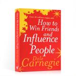顺丰发货 人性的弱点 英文原版 How to Win Friends and Influence People 自我教