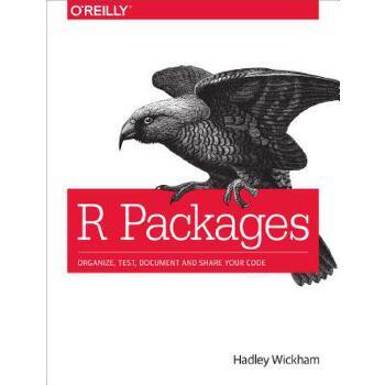 【预订】R Packages: Organize, Test, Document, and Share Your Code 预订商品,需要1-3个月发货,非质量问题不接受退换货。