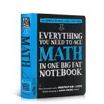 美国中学生优等生笔记:数学 Everything You Need to Ace Math in One Big Fa