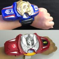 银河维克特利奥特曼变身器玩具奥特融合手镯发声发光可带手环手表