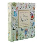 现货 英文原版 Complete Alice 爱丽丝梦游仙境全集豪华精装套装