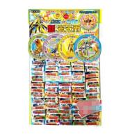 赛尔号玩具赛尔号米米币异形币铁圆卡斗龙战士4异形币卡片卡通周边儿童玩具 卡片