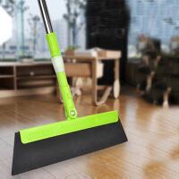 家用浴室地面刮水器 地刮擦瓷砖玻璃刮 橡胶推水刮刮地板扫把拖把 刮水器颜色随机