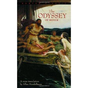 英文原版 荷马史诗:奥德赛 The Odyssey of Homer