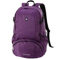 双肩包电脑包休闲背包学生书包男女 笔记本包15英寸大容量休闲户外运动包 4000